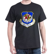 175th Black T-Shirt