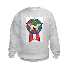 Snore Award Kids Sweatshirt