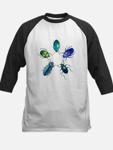 Five Shiny Beetles Tee
