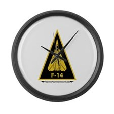 F-14 Tomcat Large Wall Clock