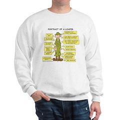Portrait of a Loafer Sweatshirt