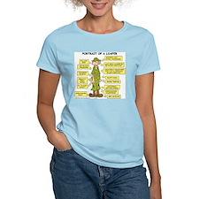 Portrait of a Loafer Women's Light T-Shirt