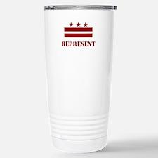DC Represent! Stainless Steel Travel Mug
