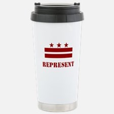 DC Represent! Travel Mug
