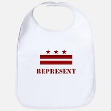 DC Represent! Bib