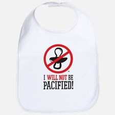 I Will Not Be Pacified