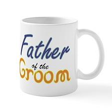 Father of the Groom Small Mug