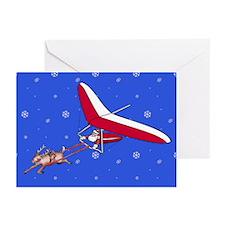 Santa Glide<br>Greeting Cards (6)