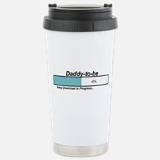 Download Daddy to Be Stainless Steel Travel Mug