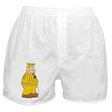 Sergeant Snorkel Boxer Shorts