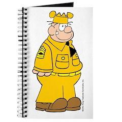 Sergeant Snorkel Journal