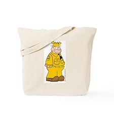 Sergeant Snorkel Tote Bag