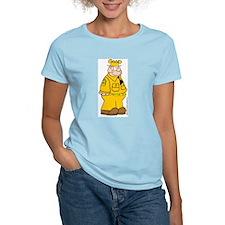 Sergeant Snorkel Women's Light T-Shirt