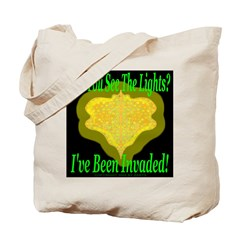 Did You See The Lights? Tote Bag