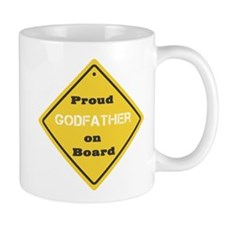 Proud Godfather on Board Mug