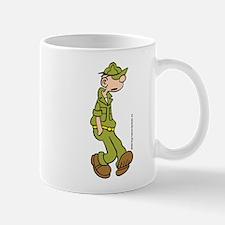 Funny Beetle bailey Mug