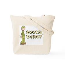 Unique Beetle bailey Tote Bag