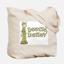Unique Beetle bailey Tote Bag
