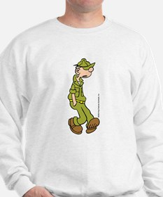 Unique Beetle bailey Sweatshirt
