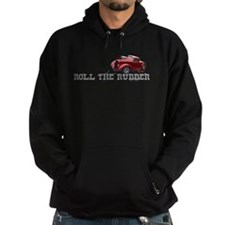 Classic 1936 Ford Roll the Ru Hoodie