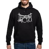 Drum t shirt Tops