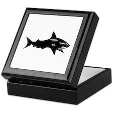 black shark Keepsake Box