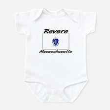Revere Massachusetts Infant Bodysuit