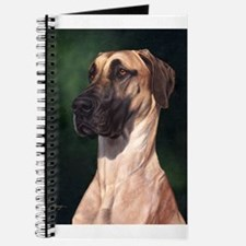Great Dane Fawn 1 Journal
