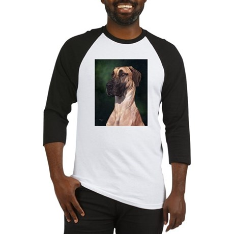 Great Dane Fawn 1 Baseball Jersey