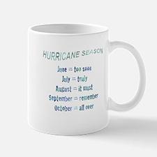 Hurricane Season Mug