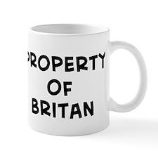 Property of Britan Mug