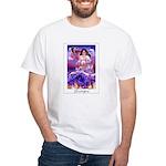 Scorpio White T-Shirt