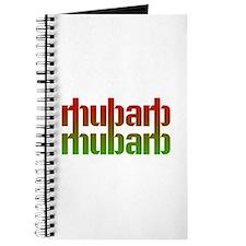 rhubarb Journal
