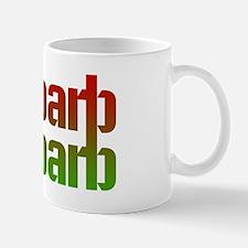 rhubarb Mug