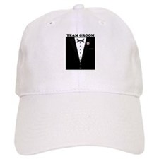 Team Groom Baseball Cap