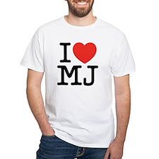 I Love MJ - T-Shirt (Men's)
