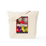 SWEET YORKIE TERRIER Tote Bag