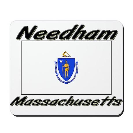 Needham Massachusetts Mousepad