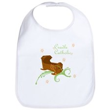Cute Religion and beliefs catholic Bib