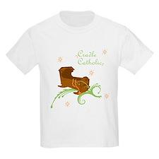 unisex cradle catholic T-Shirt
