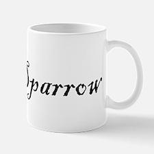 Mrs. Sparrow Mug