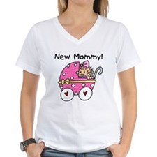 New Mommy Baby Girl Shirt