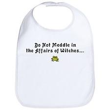 Do not meddle Bib
