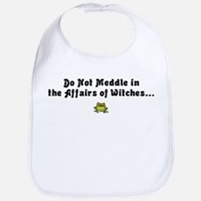 Do not meddle Bib