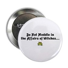 Do not meddle Button
