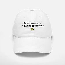 Do not meddle Cap