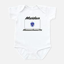 Malden Massachusetts Infant Bodysuit
