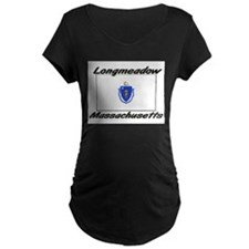 Longmeadow Massachusetts T-Shirt