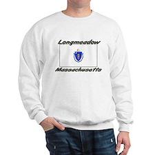 Longmeadow Massachusetts Sweatshirt