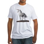 Unicorn 2 Fitted T-Shirt